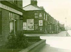 Gardhouse corner shop, Beaconsfield Street, Carlisle Carlisle England, Carlisle Cumbria, Road Trips, Corner, Mansions, Street, House Styles, Shop, Photos