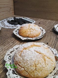 Biscottoni di mais macinafatto al profumo di fave di Tonka | Il Verde in tavola
