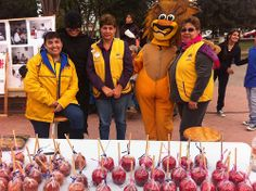 Delicias Innovacion Lions Club (México) | Lions celebrated international family day