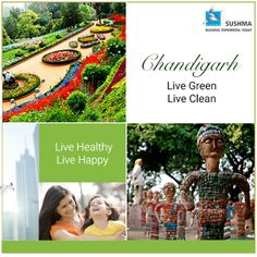 Invest in the most cleanest & greenest city of India & secure the health of your loved ones in safe hands. To know more about Sushma projects in Chandigarh, visit www.sushma.co.in or call us at +91 7307000092  ‪#‎Chandigarh‬ ‪#‎Sushma‬ ‪#‎RealEstate‬