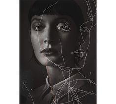 Ett samarbete mellan fotografen Michelangelo di Battista och konstnären Tina Berning-