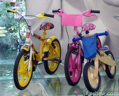 Confira qual é a melhor #bicicleta para seu #filho dar as primeiras #pedaladas