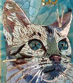 chat-cat-bedel-mosaic-2015