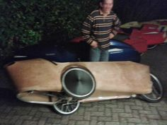 On building a velomobile of plywood