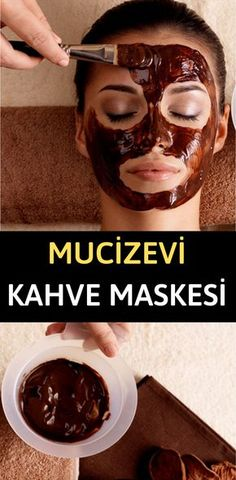 Coffee Mask Recipe and Benefits- Kahve Maskesi Tarifi ve Faydaları The recipe and benefits of the coffee mask that you will use as the skin care mask number 1 with its miraculous effects is with you in this regard. Beauty Care, Beauty Skin, Beauty Hacks, Beauty Makeup, Fashion 90s, Fashion Hair, Fashion Women, Coffee Mask, How To Grow Eyebrows