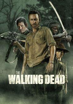 Ходячие Мертвецы / The Walking Dead (2010–2017) - смотреть онлайн сериал бесплатно