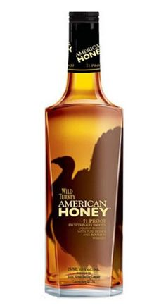 WILD TURKEY AMERICAN HONEY...good after meal drink as a desert or during the holidays, but to sweet for a everyday drink!
