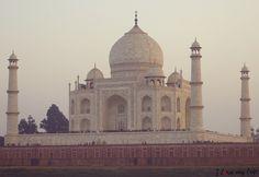 Taj Mahal - Inde du Nord