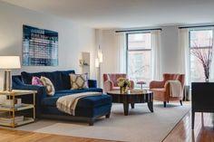 Living Room Redo: Timeless Elegance With a Modern Twist