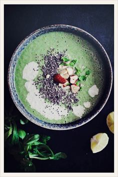 Broccoli-Detox-Soup by theawesomegreen - fast metabolism - Brokkoli Liver Detox Cleanse, Detox Your Liver, Detox Diet Plan, Detox Soup, Juice Cleanse, Pastas Recipes, Soup Recipes, Keto Recipes, Edie Campbell