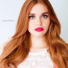 She's so pretty!