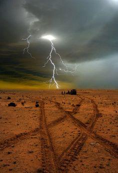 Weather: Lightning
