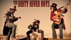 Dirty River Boys! This Friday, April 25th. | Tickets: http://granadatheater.com/show/dirty-river-boys/