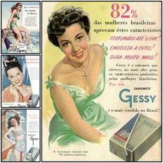 Propaganda Antiga Gessy.