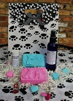 Muddy Paws Dog Spa Gift Set by EasyLifeInspirations