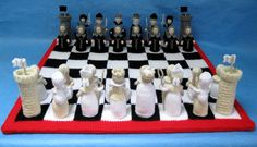 Chess...some date back to court of King Arthur and the siege of Troy...some further, some more recent...