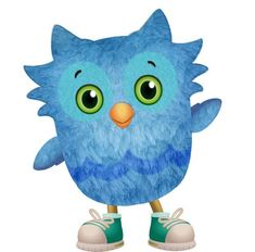 Photo of O the Owl for fans of Daniel Tiger's Neighborhood.