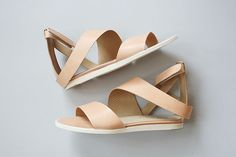 Miss Moss : Lambs Ear Shoes