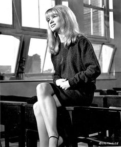 #Sixties | Judy Geeson in To Sir With Love, 1968 Sally Geeson, Judy Geeson, English Actresses, Actors & Actresses, Lulu Singer, 1960s Movies, Jacqueline Bisset, Grace Vanderwaal, Robin Wright