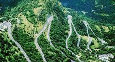 Ten roads in France you just have to cycle. The iconic corkscrew ascent from Bourg d'Oisans to Alpe d'Huez is such a stunning ride that attracts thousands of cyclists.
