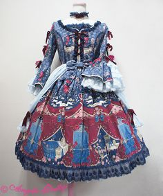 Angelic Pretty | True Rose Story Dress
