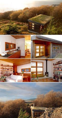 San Juan Island     http://tinyhouseswoon.com/eagle-point/