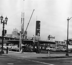 Scrivner's Drive In Restaurant in Hollywood