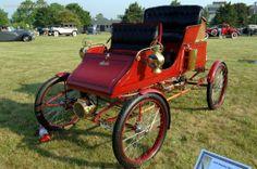 1903 Stanley Steam Car
