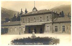Lecco, Stazione