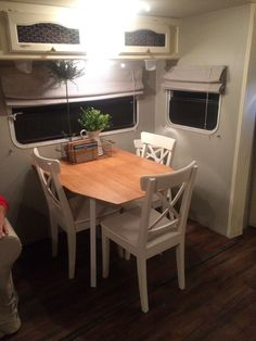 Traveling Triads Travel Trailer Remodel Reveal Rv