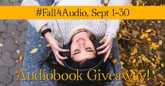 #Fall4Audio Audiobook Giveaway!