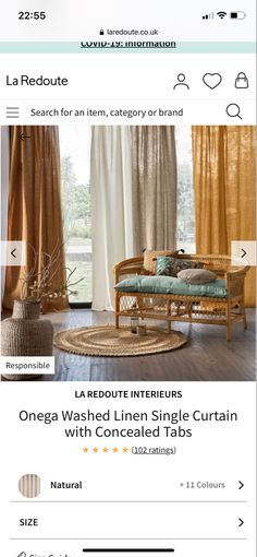 Colours, Curtains, Home Decor, Blinds, Decoration Home, Room Decor, Draping, Home Interior Design, Picture Window Treatments