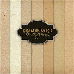 "Freebies Backgrounds - ""Cardboard Textures""."
