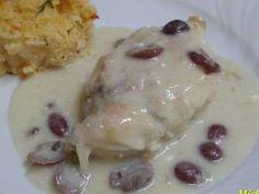 Rețetă Piept de pui cu struguri, de Elucubratiiculinare - Petitchef Bon Appetit, Chicken, Meat, Food, Eten, Meals, Cubs, Kai, Diet