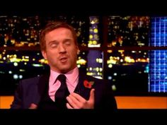 Damian Lewis Interview on The Jonathan Ross Show