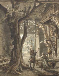 """Joseph Hoffmann """"Die Walküre"""", 1876"""