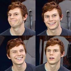 Am I sensing a ginger character in Evan's near future? Season 6?