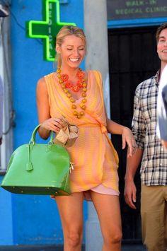 So far fashion obsessed with Season 5 of Gossip Girl