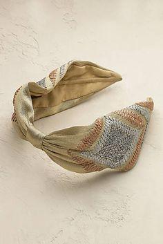 Goldie Turban Headband