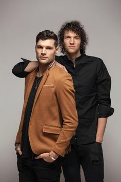 See It First: Go Behind the Scenes of For King & Country's Powerful Video,'Shoulders'