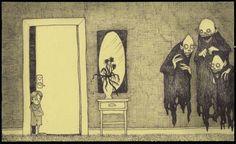 Descubriendo ilustradores: John Kenn Mortensen