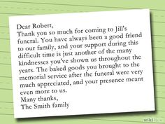 Write a Thank You Note After a Funeral Step 3 Version 2.jpg