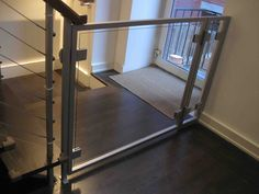 Image Result For Baby Gate For Glass Railing