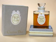 Rare Vintage Diorling BY Christian Dior Perfume Bottle 30 ML Sealed | eBay
