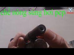 ĐTC - Bí quyết chế nòng súng hơi pcp bắn chuẩn - YouTube Apple, Youtube, Apple Fruit, Youtubers, Apples, Youtube Movies