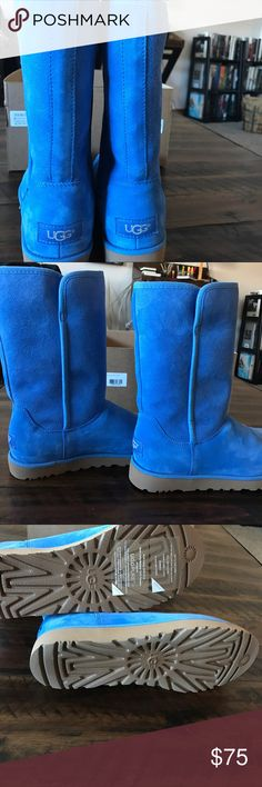 Michelle blue bootie UGG UGG Australia Michelle bootie - Reasonable offers only please UGG Shoes