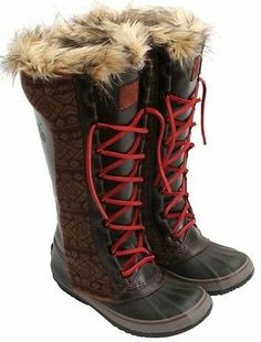 New SOREL X CONCEPTS WATERPROOF Cate The Great tall winter boots 8 $240 Retail | eBay