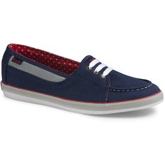 Keds Buoy Boat Shoes - Women ($40) ❤ liked on Polyvore