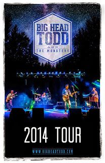 Big Head Todd and the Monsters to Mount Extensive Tour in Support of New Album