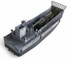 Trumpeter's 1/35 scale WWII US Navy LCM (3) Landing Craft
